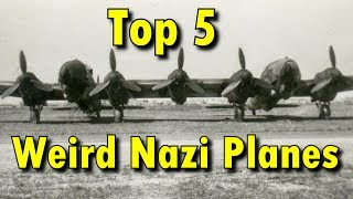 Download Top 5 Weird WW2 German Prototypes That Actually Flew Video