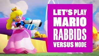 Download Let's play Mario Rabbids Versus Mode - Johnny VS The Strategy King Video