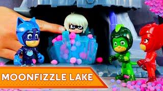 Download PJ Masks ⭐️Moonfizzle Lake ⭐️PJ Masks Toys   Episode 3   Superhero Cartoons for Kids Video