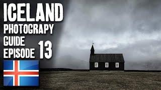 Download Landscape Photography in Iceland - Episode 13 - Black Church of Búðir Video