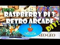 Download Raspberry Pi 3 Retro Pie DIY Home Arcade Tutorial Video