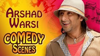 Download Arshad Warsi Comedy Scenes - Back To Back Comedy - Golmaal Fun Unlimited - Dhammal - #IndianComedy Video