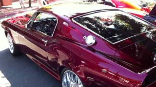Download Shelby GT500 Cobra Ford Mustang Video