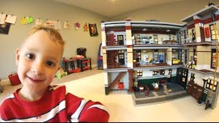 Download Father & Son GET BEST LEGO EVER! Ghostbusters Firehouse! Video