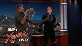 Download Terrifying Animals with Guest Host Neil Patrick Harris & Jules Sylvester Video