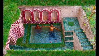 Download Build Swimming Pool & Underground House Video