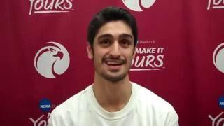 Download SPU MEN'S BASKETBALL: Sharif Khan (Nov. 19, 2016) Video