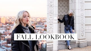 Download FALL OUTFITS LOOKBOOK 2017 | LilyLikecom Video