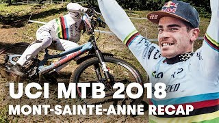 Download Full Recap of Canada's MTB Downhill Stop. | UCI MTB 2018 Video