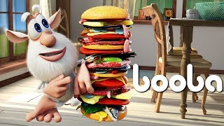Download Booba - ep #18 - Hamburger 🍔 - Funny cartoons for kids - Booba ToonsTV Video