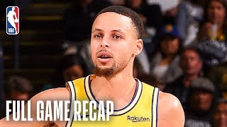 Download KINGS vs WARRIORS | Curry Knocks Down 10 3-Pointers | February 21, 2019 Video