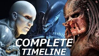 Download Predators Engineers & Aliens - COMPLETE Timeline Video