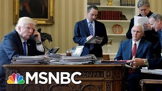 Download President Donald Trump New Immigration Order Could Face Legal Hurdles | Morning Joe | MSNBC Video