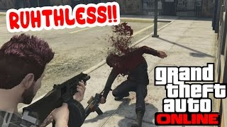 Download RUTHLESS KILLING SPREE! [GTA 5 Online Killing Other Players] #3 Video