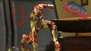 Download IRONMAN Stop Motion Action Video Part 1 Video