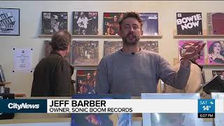 Download Vinyl-lovers hunt for treasures on Record Store Day Video
