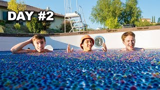 Download Last To Leave Orbeez Pool Wins $5,000 - Challenge Video