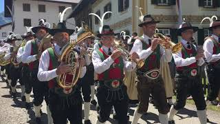 Download Auf ins Duarf BUNDESMUSIKFEST ELBIGENALP Video