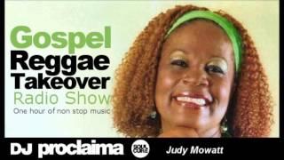 Download ONE HOUR Gospel Reggae 2016 DJ Proclaima Reggae Takeover Radio Show 25th November 2016 Video