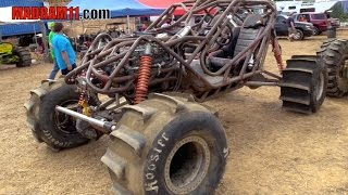 Download ROCK BOUNCER GOES FORMULA OFFROAD RACING Video