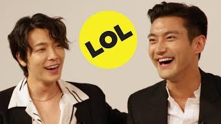 Download Super Junior Plays Would You Rather Video