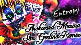 Download FNAF / SFM | Devoured Fantasy | Awkward Marina (Sim Gretina Remix) - Entropy (MLP song) Video