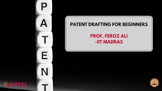 Download Introduction to the Course ″Patent Drafting for Beginners″ Video