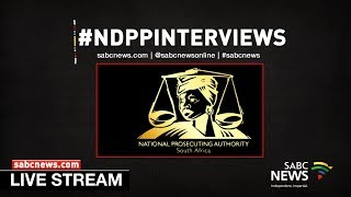 Download National Director of Public Prosecutions Interviews - Day Two, 15 November 2018 Video