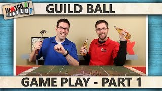 Download Guild Ball - Game Play 1 Video
