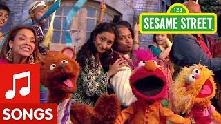 Download Sesame Street: One Big Family Song Video