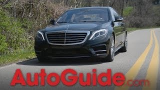 Download 2014 Mercedes-Benz S550 4MATIC Review Video