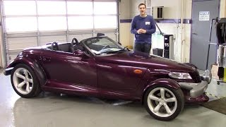 Download Here's Why the Plymouth Prowler Is the Weirdest Car of the 1990s Video