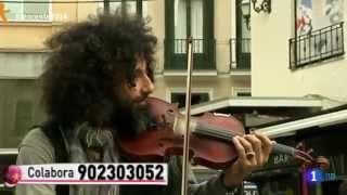 Download Ara Malikian tocando en la calle - Madrid Video