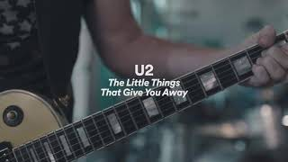 "Download U2 - ""The Little Things That Give You Away"" Video"