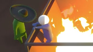 Download FIERY PITS OF DOOOOM! (Gang Beasts Funny Moments) Video