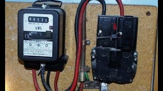 Download How to wire Single Phase Kwh Energy Meter Conection Video