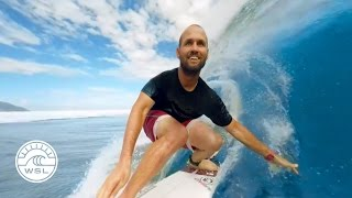 Download Get Barreled in Tahiti with C.J. Hobgood & Samsung Gear VR 360 Video