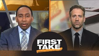 Download Stephen A. and Max react to Celtics defeating Cavaliers in Game 2 | First Take | ESPN Video