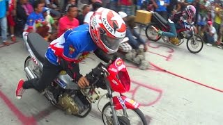 Download Gensan Motorcycle Drag Racing Video
