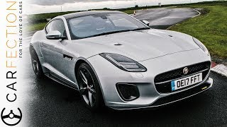 Download Jaguar F-Type 400 Sport: Take A Day Just For You - Carfection Video