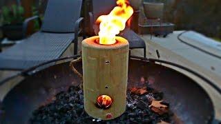 Download Log Rocket Stove Review Video