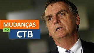 Download Bolsonaro anuncia mudanças no Código de Trânsito #RonaldoCardoso #LegTransito Video