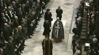 Download The Queen's Arrival at the Funeral of Diana Princess of Wales Video
