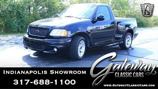 Download 2000 Ford F150 Lightning, Gateway Classic Cars - Indianapolis #1356 Video