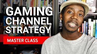 Download Gaming channel content strategy | Minute Tips ft Roberto Blake Video