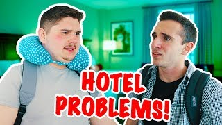 Download Problems With Sharing a Hotel Room Video