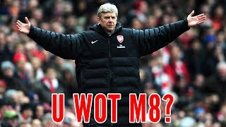 Download WENGER RESPONDS TO ARSENAL FAN TV | U Wot M8? Video