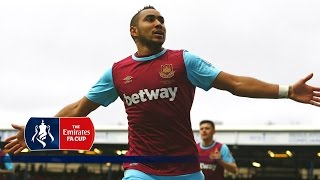 Download Blackburn 1-5 West Ham - Emirates FA Cup 2015/16 (R5) | Goals & Highlights Video