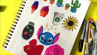 Download Como dibujar Stitch y mas figuras con Invitado: Wero Morales Art Video