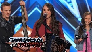 Download The Willis Clan: Band of Siblings Impress With ″Sound of Music″ Cover - America's Got Talent 2014 Video